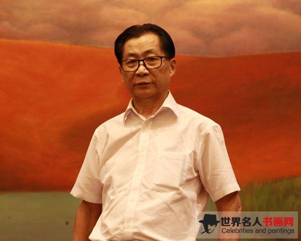 国画大师、慈善大使吴东魁先生