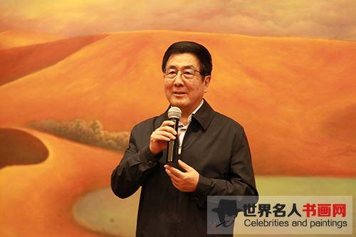 甘肃省委书记、省人大常委会主任林铎致辞
