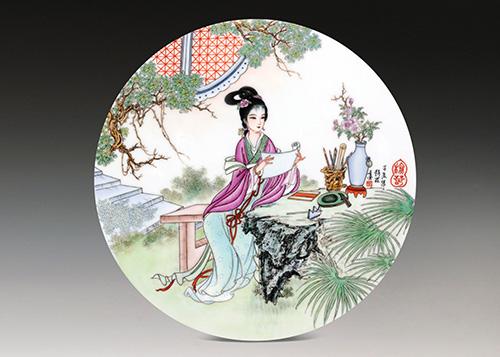十二金钗之探春(40圆板)1.jpg