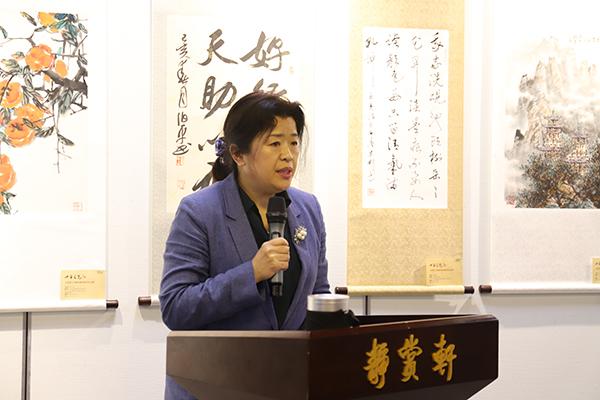 5-中信国安静赏轩艺术馆王群英馆长致辞.JPG